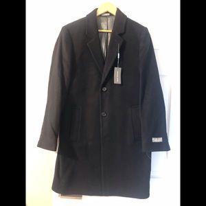 New men's 40R cashmere/ wool coat